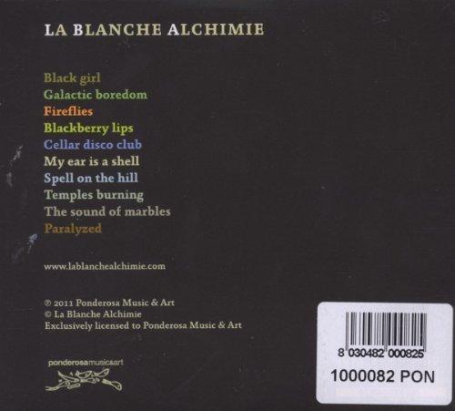 Bild 2: La Blanche Alchimie, Galactic boredom (2011)