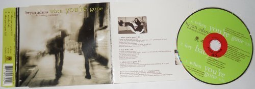 Bild 1: Bryan Adams, When you're gone (1998, #5828112, feat. Melanie C.)