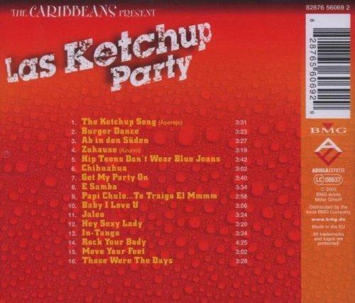 Bild 2: Caribbeans, Las Ketchup party (2003)