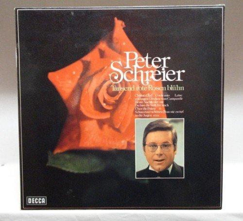 Bild 1: Peter Schreier, Tausend rote Rosen blühn