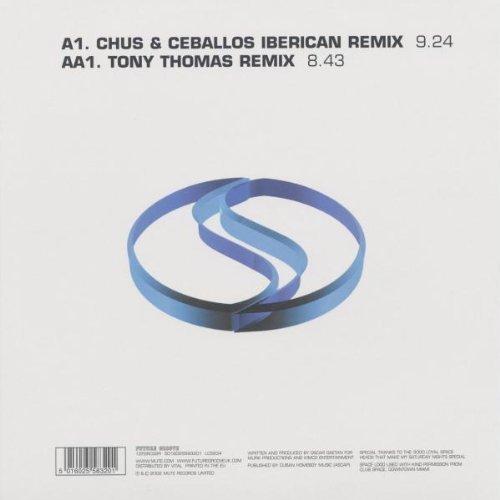 Bild 2: Oscar G., Space (Chus&Cheballos Iberican Remix)