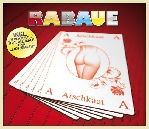 Bild 1: Rabaue, Arschkaat (4 tracks)