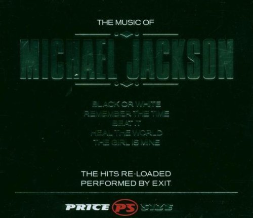 Фото 1: Michael Jackson, Music of (performed by Exit, 15 tracks)