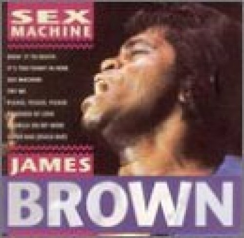 Bild 1: James Brown, Sex machine (8 tracks)