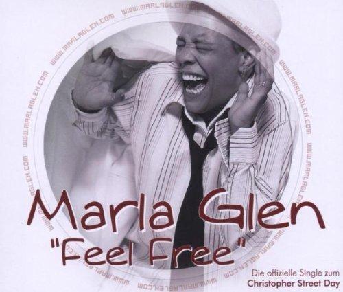 Bild 1: Marla Glen, Feel free (2006; 2 tracks)