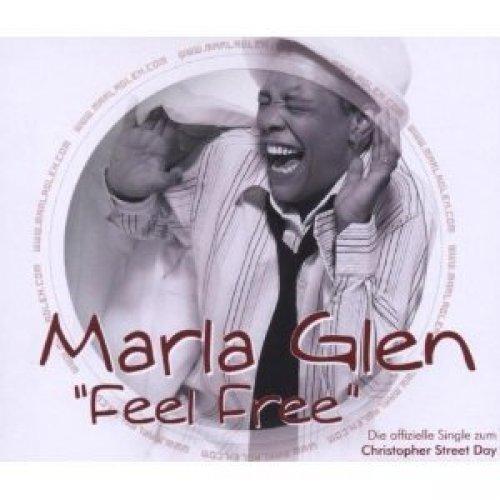 Bild 3: Marla Glen, Feel free (2006; 2 tracks)
