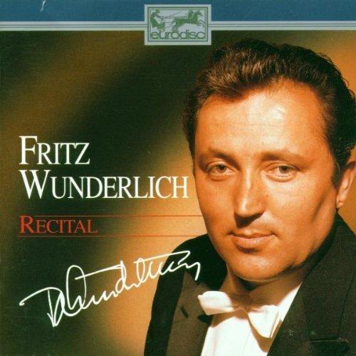 Bild 1: Fritz Wunderlich, Recital (22 tracks)