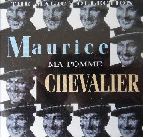Bild 1: Maurice Chevalier, Ma pomme (compilation, 17 tracks)