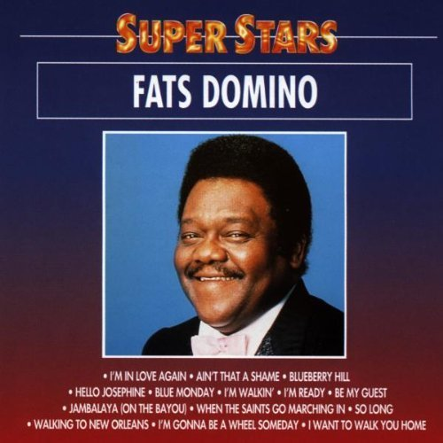 Bild 1: Fats Domino, Super stars (14 tracks)