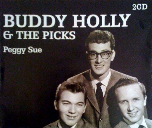 Bild 1: Buddy Holly, Peggy Sue (35 tracks, & the Picks)
