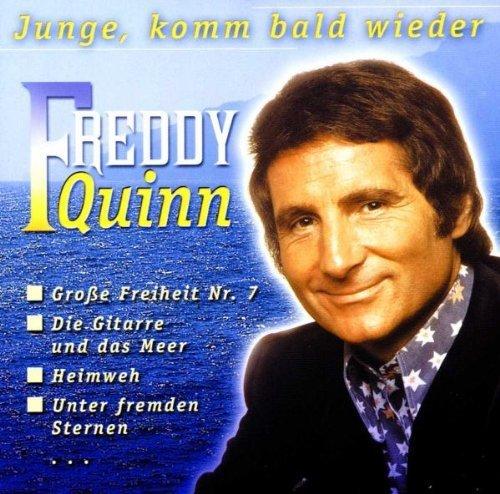 Фото 1: Freddy Quinn, Junge komm bald wieder (12 tracks)