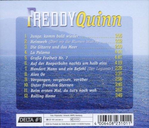 Фото 2: Freddy Quinn, Junge komm bald wieder (12 tracks)