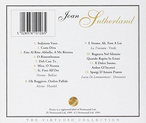Bild 2: Joan Sutherland, Virtuoso collection (12 tracks, 1995)