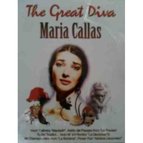 Bild 1: Maria Callas, Great diva (11 tracks, 2010)