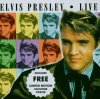 Elvis Presley, Live (15 tracks, #gfs110, incl. poster)