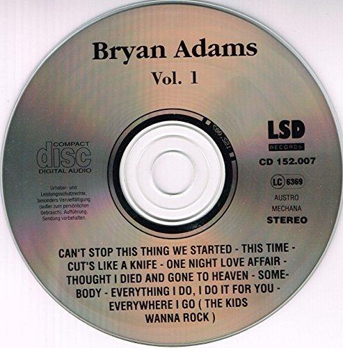 Bild 3: Bryan Adams, Vol. 1 (live, at Beacon Theatre/N.Y.C., 1993)