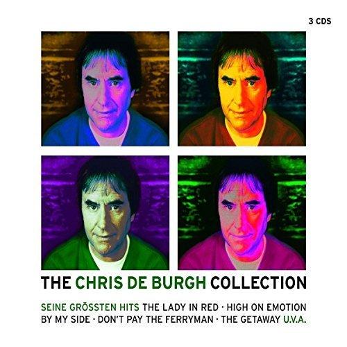 Bild 1: Chris de Burgh, Collection (36 tracks, 2009, Universal)