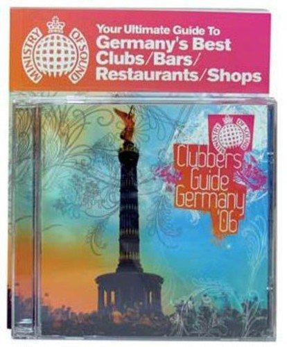 Bild 1: Clubber's Guide Germany '06, Tomcraft, Switch, Rosenstolz, B.U.R.N.E.D, Egg..