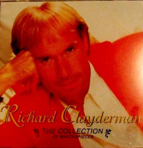 Фото 1: Richard Clayderman, Collection of masterpieces (18 tracks)