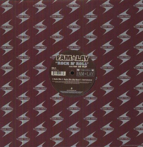 Bild 1: Fam-Lay, Rock n' roll (feat. Lil' Flip)