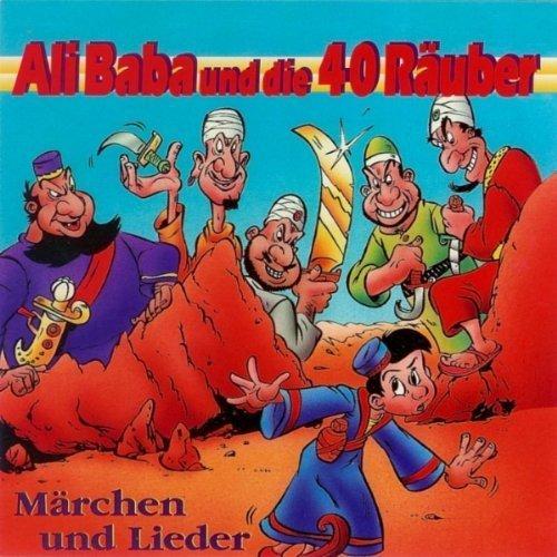 Bild 1: ALi Baba und die vierzig Räuber, Märchen und Lieder (6 tracks)