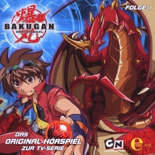 Bild 1: Bakugan, Spieler des Schicksals 1 (Orig. Hörspiel zur TV-Serie)