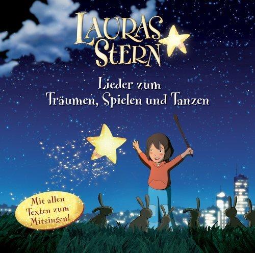 Bild 1: Klaus Baumgart, Lauras Stern-Lieder zum Träumen, Spielen und Tanzen (2005)