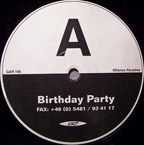 Bild 1: DJ Silencer, Birthday party