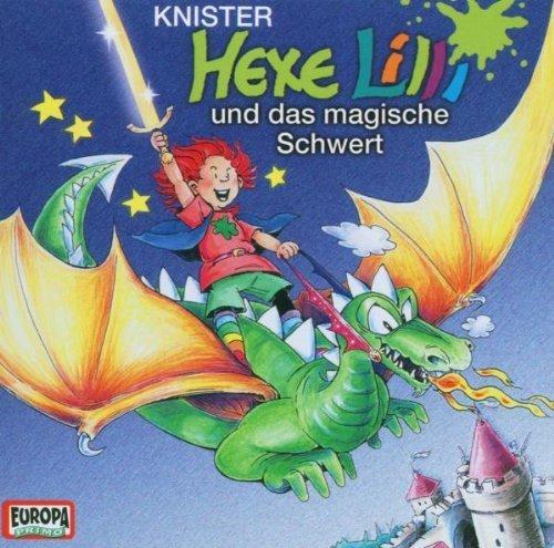 Bild 1: Hexe Lilli, und das magische Schwert