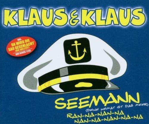 Bild 1: Klaus & Klaus, Seemann (Deine Heimat ist das Meer; 4 tracks)