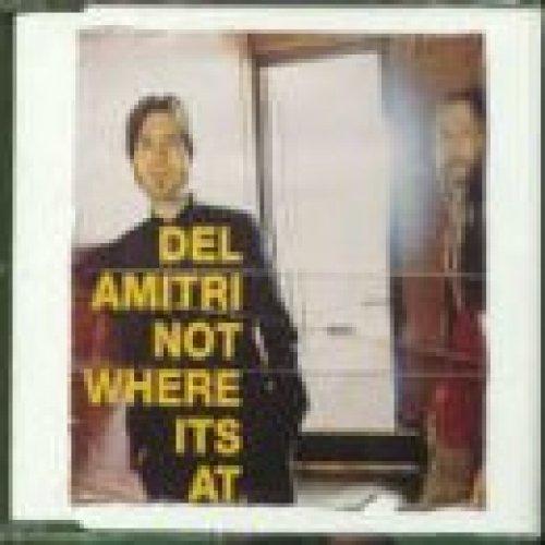 Bild 1: Del Amitri, Not where it's at (4 tracks, 1997)