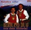 Franz & Andreas (Bergland Duo aus dem Zillertal), Melodien voller Schwung