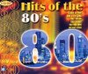 Hits of the 80's (48 tracks, #77180), Anita Ward, 5000 Volts, KC & The Sunshine Band, Miguel Brown, Gloria Gaynor, Tina Charles, Delegation..