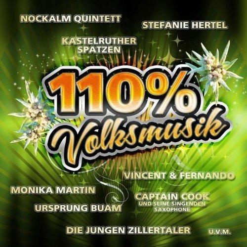 Bild 1: 110% Volksmusik, Kastelruther Spatzen, Nockalm Quintett, Vincent & Fernando, Oswald Sattler, Klostertaler..