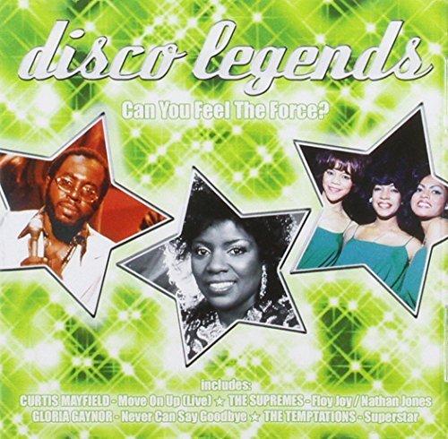 Bild 1: Disco Legends-Disco Nights, Gloria Gaynor, Real Thing, Imagination, Ike & Tina Turner, Third World..