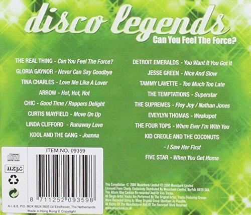 Bild 2: Disco Legends-Disco Nights, Gloria Gaynor, Real Thing, Imagination, Ike & Tina Turner, Third World..