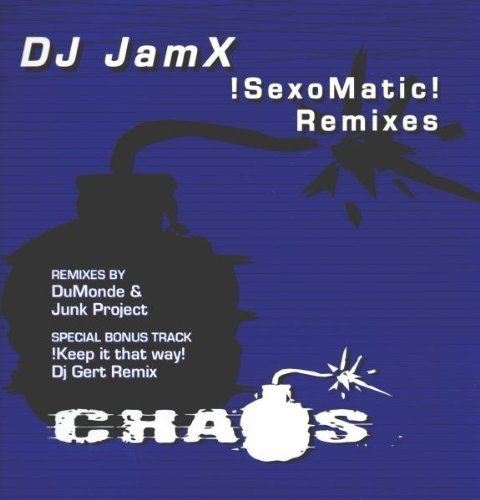Bild 1: DJ Jam-X, Sexomatic (Orig./Sexolectric)