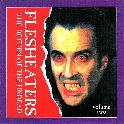 Bild 1: Flesheaters 2-The Return of the Undead (1996), Penetration, Gene Loves Jezebel, Lucyfix, Dark, In Excelsis..