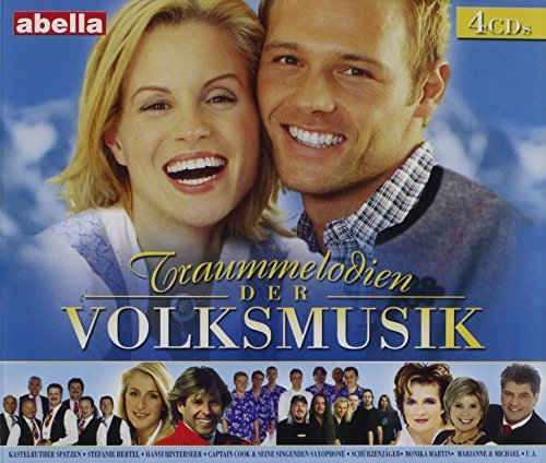 Bild 1: Traummelodien der Volksmusik (Koch, Abella), Kastelruther Spatzen, Schürzenjäger, Stefanie Hertel, Orig. Naabtal Duo, Marc Pircher, Florian Silbereisen..