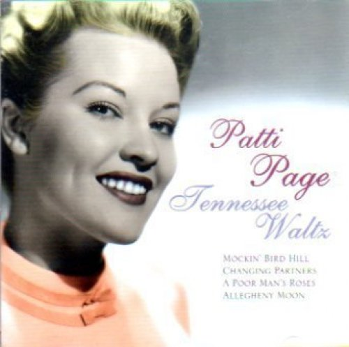 Bild 1: Patti Page, Tennessee waltz (compilation, 2004)