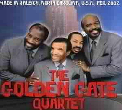 Bild 1: Golden Gate Quartet, Made in raleigh