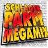 Schlager Party Megamix (2004), Roberto Blanco, Christina Falk, Nadine Norell, Thomas Frank, Tina York, Bernhard Hann..