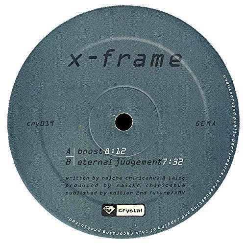 Bild 1: X-Frame, Boost / Eternal judgement
