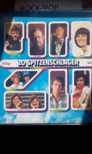 Bild 1: 20 Spitzenschlager (1976), Das alte Schiff, Meine kleine Welt (diverse Interpreten)