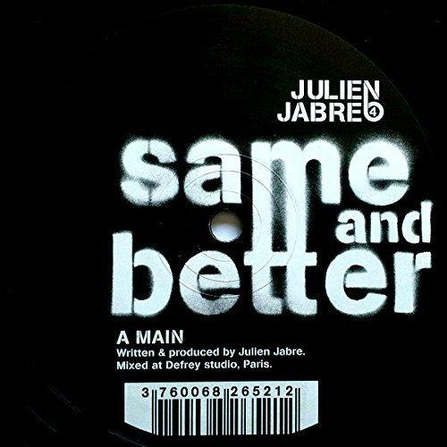 Bild 1: Julien Jabre, Same and better
