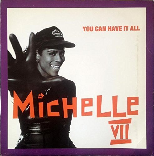 Bild 1: Michelle VII, You can have it all