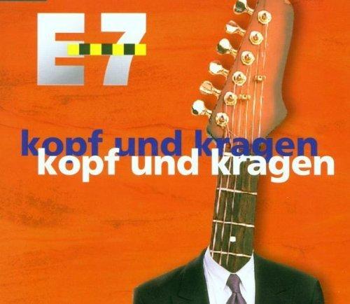 Bild 1: E7, Kopf und Kragen