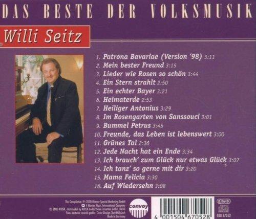Bild 2: Willi Seitz, Das Beste der Volksmusik
