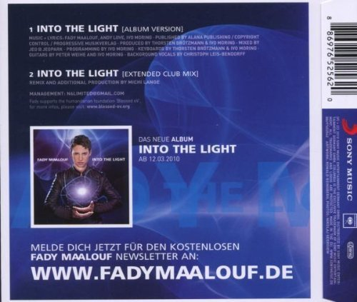 Bild 2: Fady Maalouf, Into the light (2010)