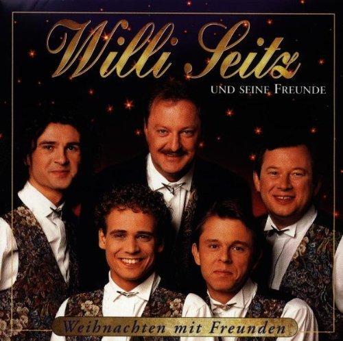Bild 1: Willi Seitz, Weihnachten mit Freunden (& seine Freunde)